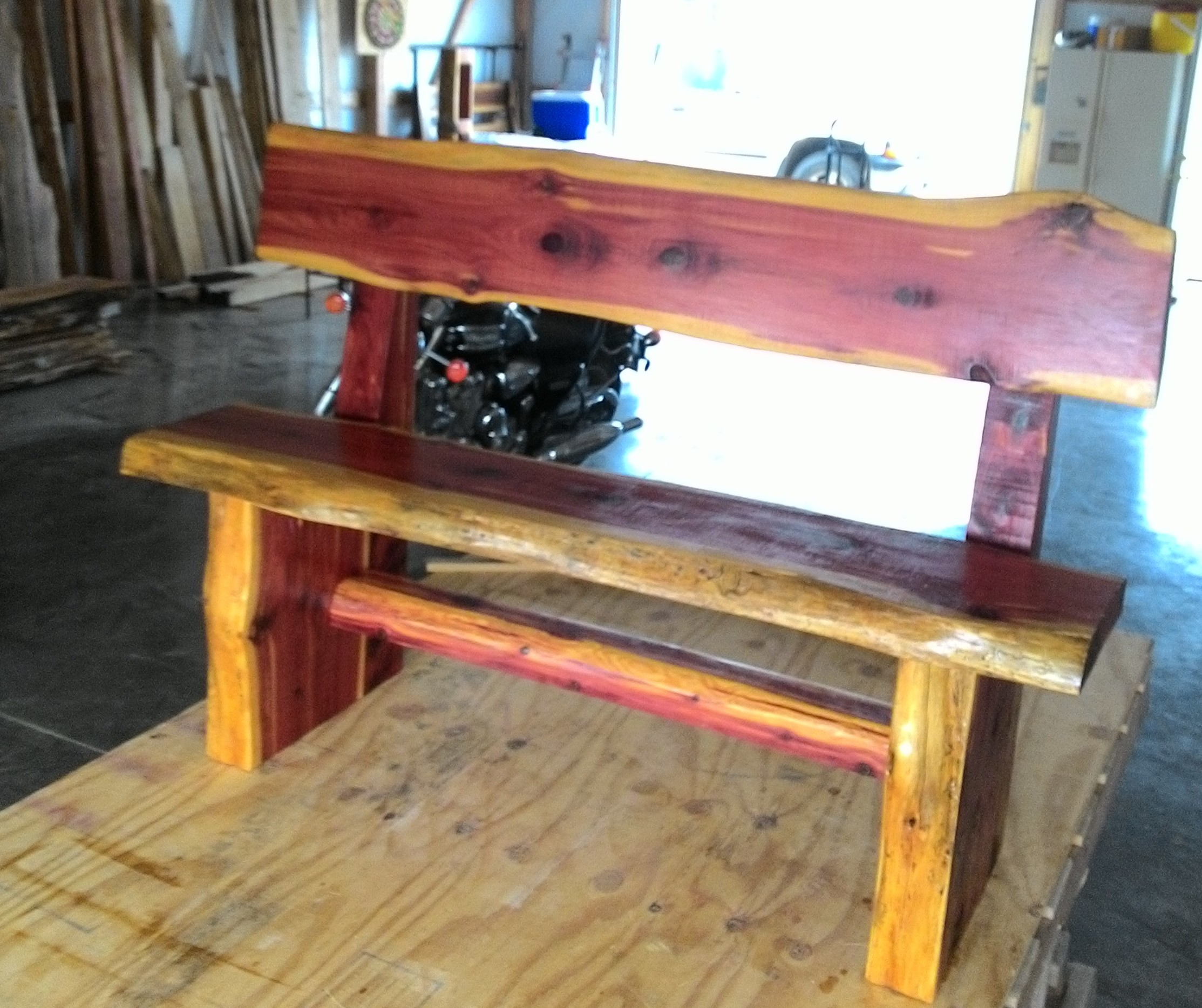 Recent Native Wood Creations – Northfork Ecological Services
