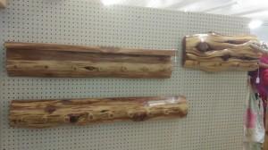 Cedar Coats Racks