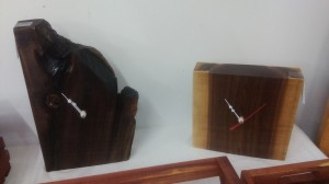 Walnut Clocks